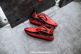 NIKE AIR MAX 720 'RED BLACK'