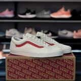 VANS STYLE 36 'MARSHMALLOW RACING RED'