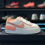 NIKE AIR FORCE 1 SHADOW WMNS 'WHITE CORAL PINK'