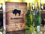 Vodka ZUBROWKA BISON GRASS ( 1L )