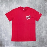 MLB Tee NewEra Washington Red Skull