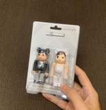 BearBrick Wedding 3 100%