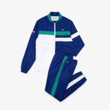 Lacoste Bộ SPORT New 2021 White Blue