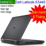 Laptop Dell E5440 core I5, 4gb, 320gb