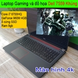Laptop Dell N7559 Core i7