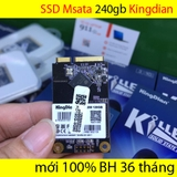 SSD Msata 240gb Kingdian