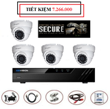 CAMERA KBVISION IP 8.0MP KR-DNi80LDM