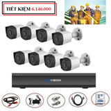 CAMERA 4IN1 DOME 1MP KBVISION KX-Y1002C4