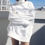 Sweater cổ lọ 24hours