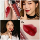 Son kem lì Black Rouge Air Fit Velvet Tint Version 4 [A18-A22]