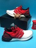 Giày adidas Ultra Boost 4.0 White Red Black