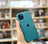 Case silicons Apple iPhone 11, 11 Pro, 11 Pro Max MIDNIGHT GREEN