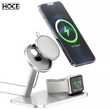 Giá đỡ HOCE cho sạc Magsafe iPhone 12 Pro Max & Apple Watch