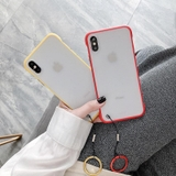 Case chống Shock Simple cho iphone X/Xs/XsMax