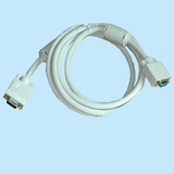 Cable VGA 1,5m   (3+6C trắng )
