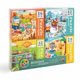 Mideer Puzzle 4 In 1 Seasons