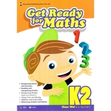 GET READY FOR MATHS- 3 CUỐN