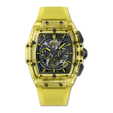 HUBLOT SPIRIT OF BIG BANG YELLOW SAPPHIRE 42MM