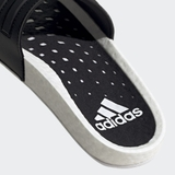 DÉP ADIDAS ADILETTE BOOST SLIDE BLACK WHITE