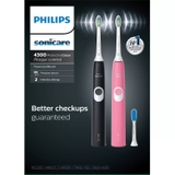 Philips Sonicare ProtectiveClean 4300 Set đôi 2 chiếc