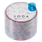 SODA tape - CMT30-002 - POP