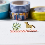 POP UP sticker - POP001 - Garden