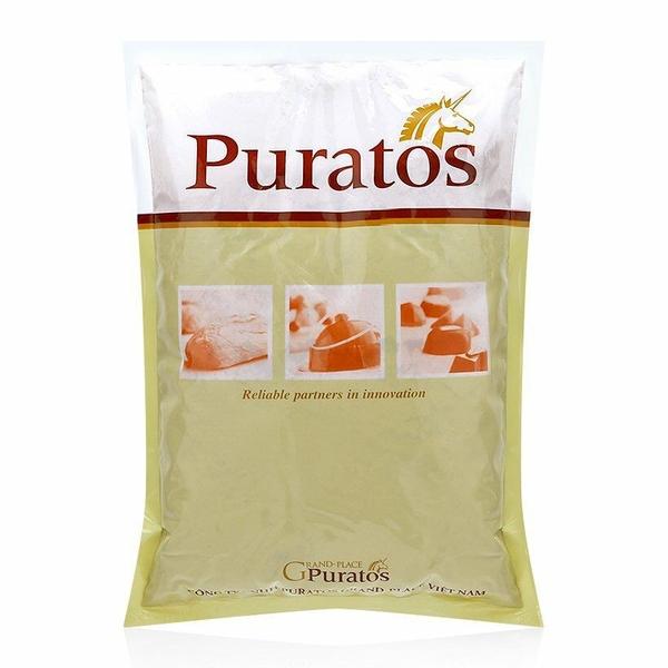 Bột trộn sẵn làm bánh Red Velvet Puratos 1kg