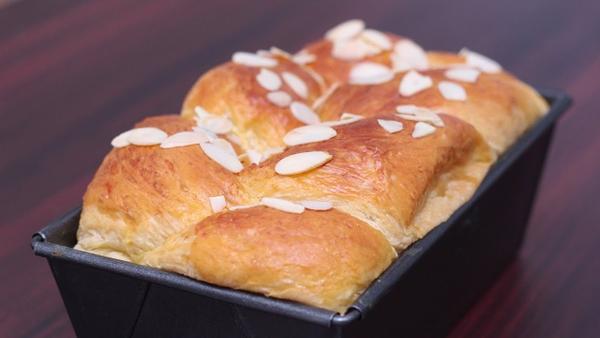 Làm bánh mì hoa cúc bằng Bột mì làm bánh mì xe đạp số 13