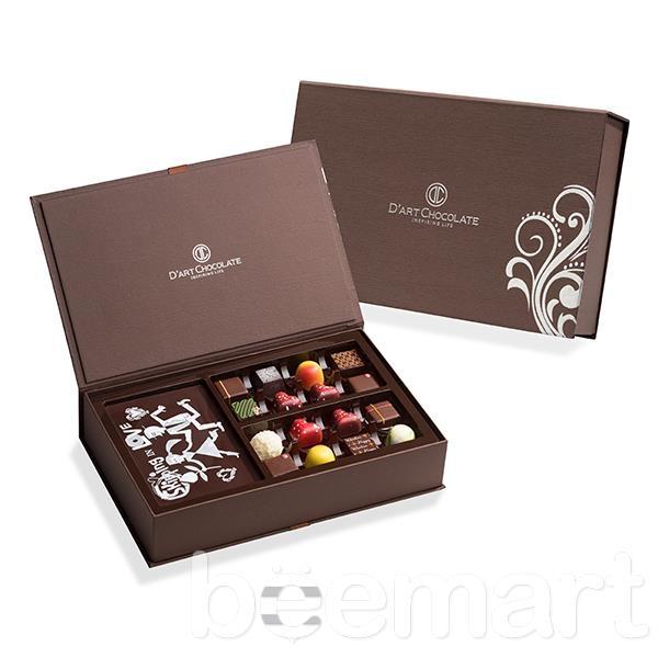 Hộp socola Valentine Premium 17 viên