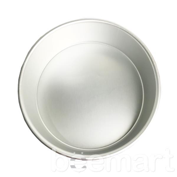 Khuôn tròn nhôm đúc đế liền 12 inch 1