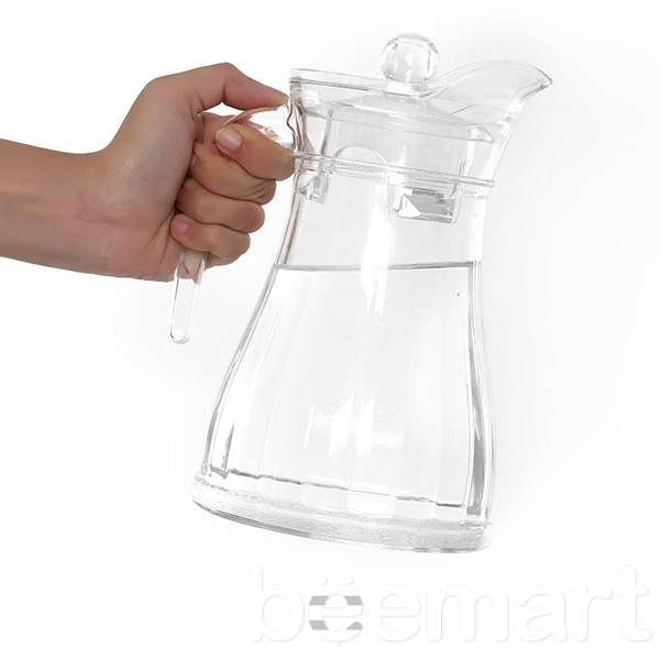 Bình nước thủy tinh Luminarc Bucolique 1.3L -2
