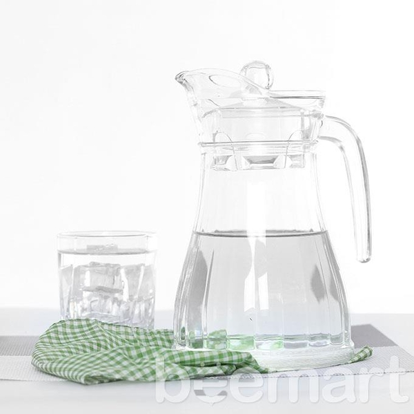 Bình nước thủy tinh Luminarc Bucolique 1.3L
