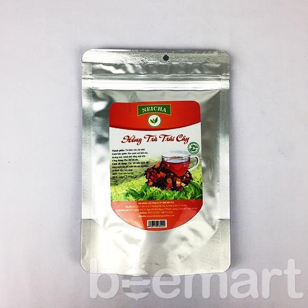 Hồng trà trái cây Neicha 100gr 1