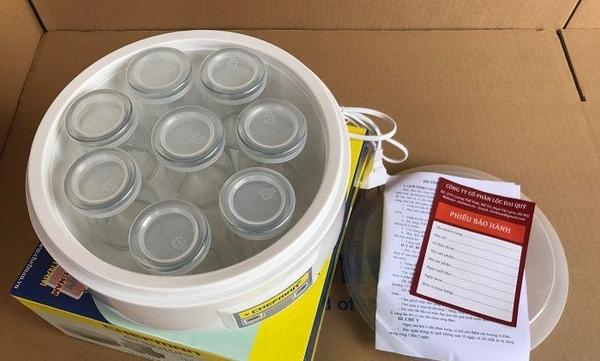 Máy làm sữa chua Chefman CM-302T -2