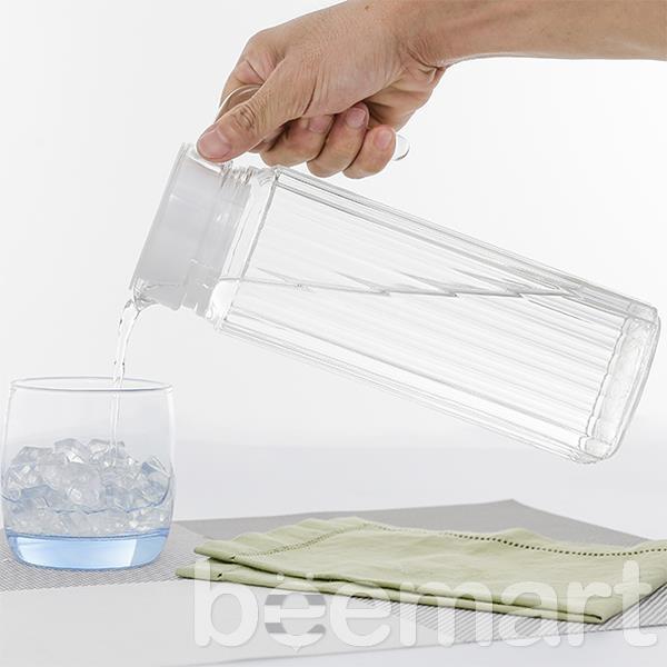 Bình nước thủy tinh Luminarc Quadro 2