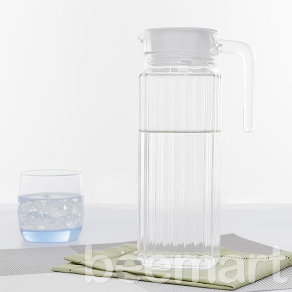 Bình nước thủy tinh Luminarc Quadro 3