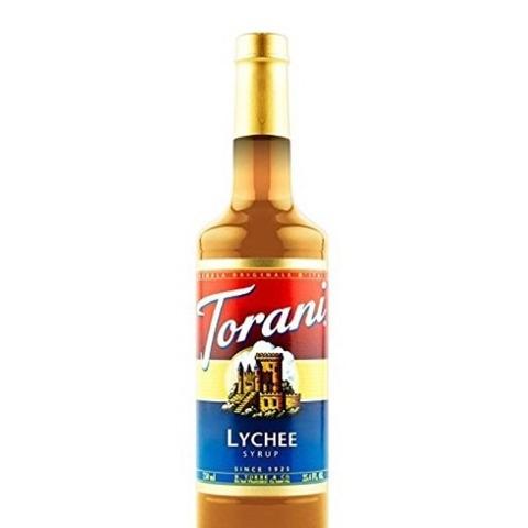 Siro Vải (Lychee) Torani 750ml