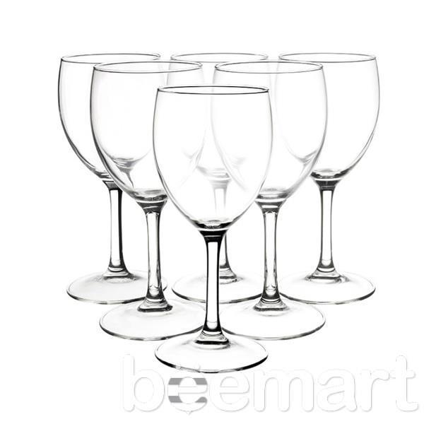 Bộ Ly rượu thủy tinh Luminarc 140ml 3
