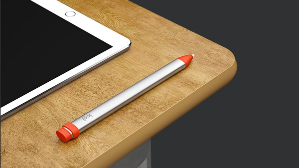 logitech crayon and ipad