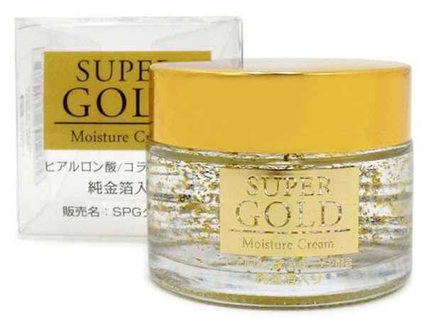 kem duong am tinh chat la vang super gold moisture cream 01