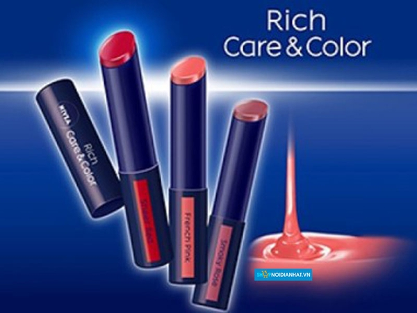 son duong mau nivea rich care color