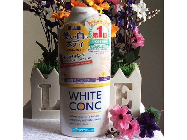 sua tam trang da white conc body 360ml 01