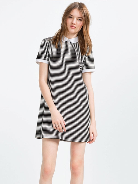 A-line dress ZARA Đầm thun ZARA