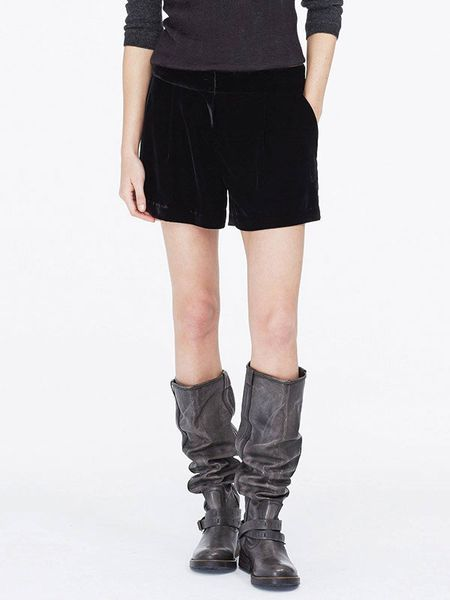Velvet dress short by Armani Exchange