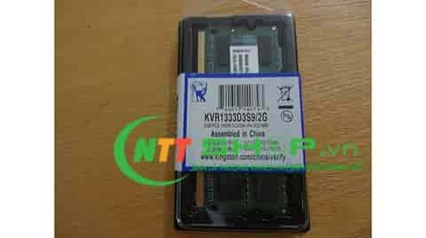 Ram Kingston DDR3 2GB bus 1333MHz PC3 10600 ảnh 1