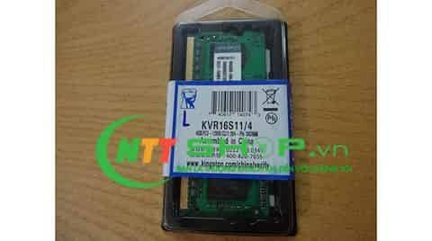 Ram Laptop Kingston DDR3 4GB Bus 1600Mhz