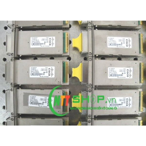 Module quang cisco X2-10GB-ZR