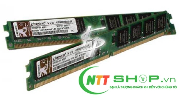 RAM Desktop Kingston - DDR2 - 2GB - bus 800MHz