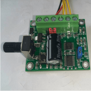 PWM brushless DC
