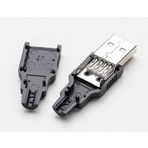 MALE USB A1